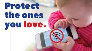 cell phone and children