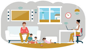wifi and safe homes